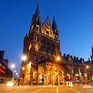 St Pancras Renaissance by berndt2