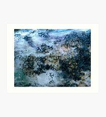 Kiln Abstract Art Print