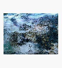 Kiln Abstract Photographic Print