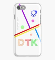 DTK iPhone/iPod cover - Light Theme iPhone Case/Skin