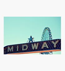midway Photographic Print