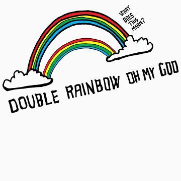 Double Rainbow by BullDesigns