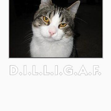 DILLIGAF by BullDesigns