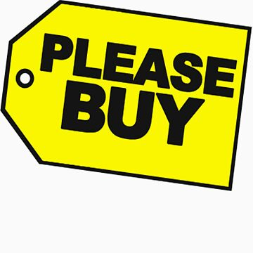 Please Buy by BullDesigns