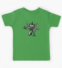 plantman - centered Kids Tee