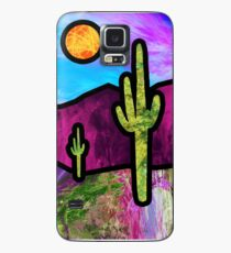Desert Stained Glass Case/Skin for Samsung Galaxy
