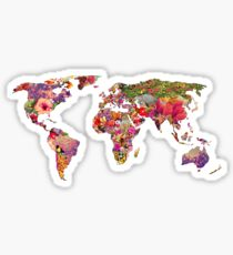 It's Your World Sticker