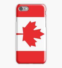 Canada Flag iPhone Case/Skin