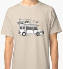 Car sketch Classic T-Shirt