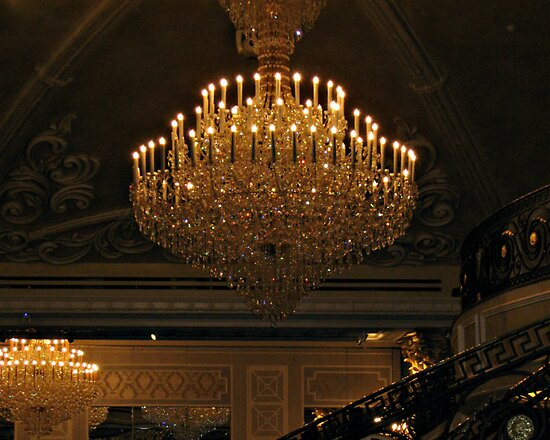 Psters grand chandelier in the ballroom the venetian garfield nj grand chandelier in the ballroom the venetian garfield nj de jane neill aloadofball Gallery