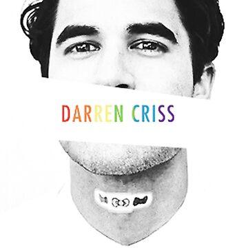 Darren Criss - Pride by xmisscriss