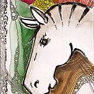 Spirit horse by Ulianka