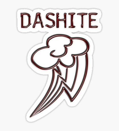 Dashite Mark Brand Sticker