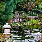 Himeji Garden by paul erwin