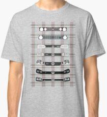 VW Golf Plaid Classic T-Shirt