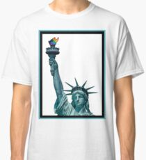 ...AND JUSTICE FOR ALL / T-SHIRT Classic T-Shirt