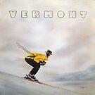 Skiing by jsalozzo