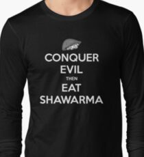 SHAWARMA Long Sleeve T-Shirt