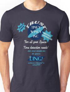 Timey-Wimey Inc Unisex T-Shirt