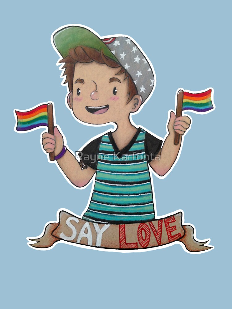 Say Love  by domogatcha