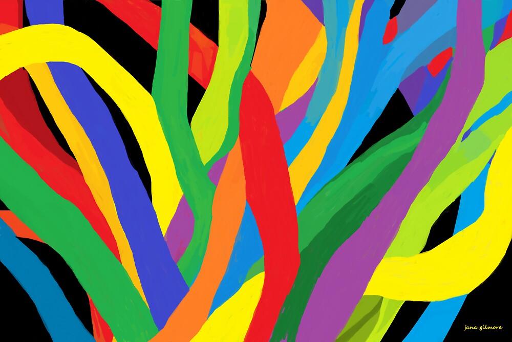 Soft Vibrancy by Jana Gilmore