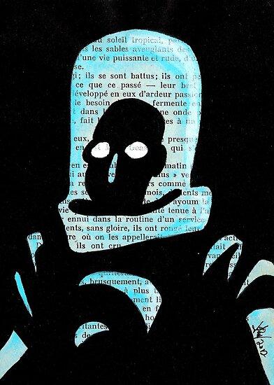 Mr Freeze by jerasky