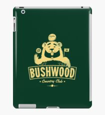 Bushwood (Light) iPad Case/Skin