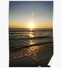 Yanchep Sunset Poster