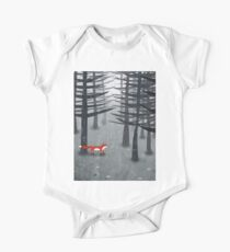 The Fox and the Forest One Piece - Short Sleeve