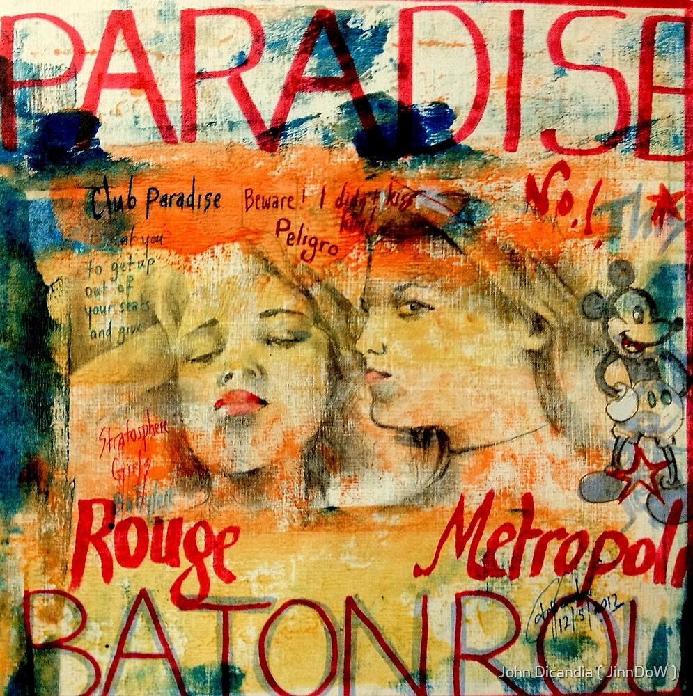 *Dayz at the Club Paradise*  by John Dicandia ( JinnDoW )
