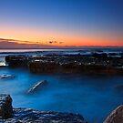 Turimetta Beach by Andi Surjanto