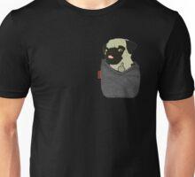 Pug You Pocket Unisex T-Shirt