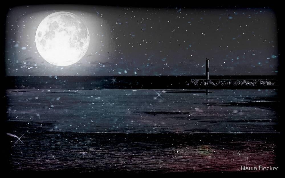 Magical Night © by Dawn Becker