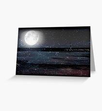 Magical Night © Greeting Card