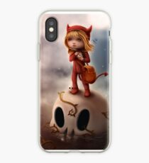 Wickedly Drawn iPhone Case