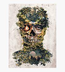The Gatekeeper Dark Surrealism Art Photographic Print