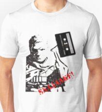 Snake - Metal Gear Solid V cassette art T-Shirt