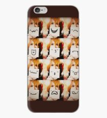 Hyde has many faces iPhone Case