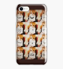 Hyde has many faces iPhone Case/Skin