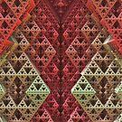 Sierpinkis Vault by Lyle Hatch