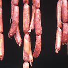 Sausages by ClaireWroe