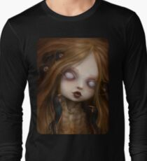 The face of all your fears Long Sleeve T-Shirt