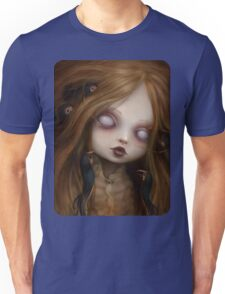 The face of all your fears Unisex T-Shirt