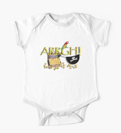 Pirate Talk Text - ARRGH! Kids Clothes