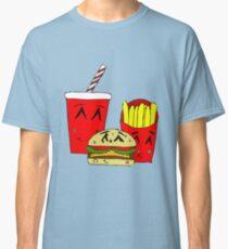 Cute fast food cartoon Classic T-Shirt