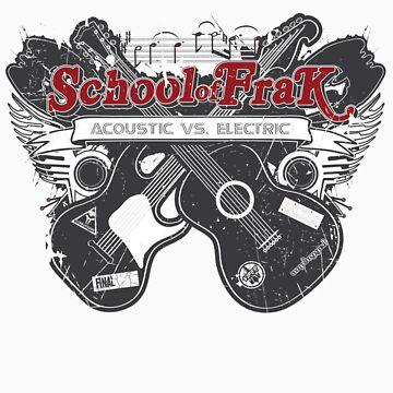 School of Frak by OneShoeOff