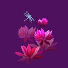Water lilies by JayZ99