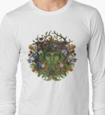The Greenman Long Sleeve T-Shirt