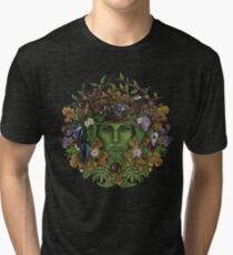 The Greenman Tri-blend T-Shirt