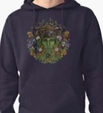 The Greenman Pullover Hoodie